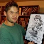 Portret caricatura Cadou