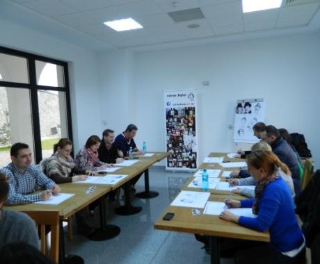 Training Mediplus, Conacul Snagov, Bucuresti