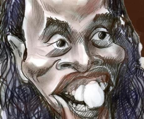 Caricatura Ronaldinho
