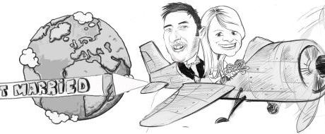 Exemple de antete pentru caricaturi la nunti