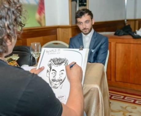 Caricaturi Botez, Crystal Palace, Bucuresti