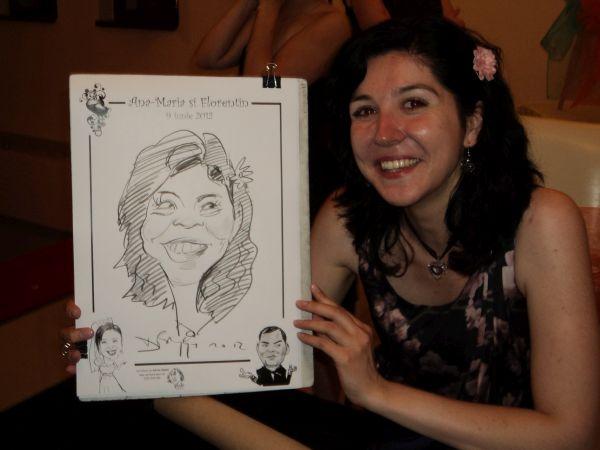 marturii nunta caricaturi