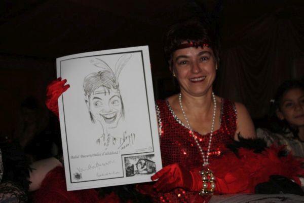 Caricaturi la evenimente si petreceri by Adrian Bighei