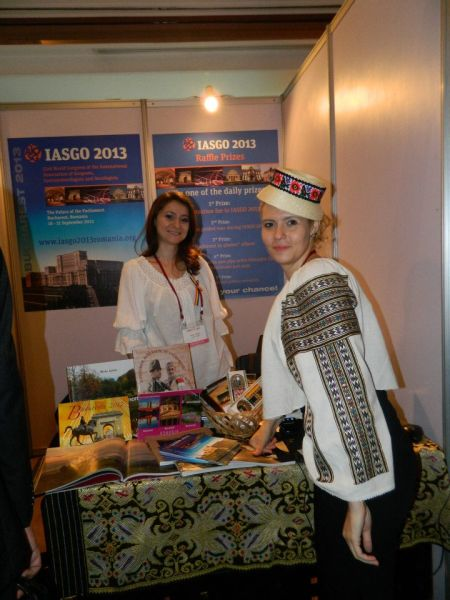 Caricaturi IASGO World Congress, Bangkok, Thailanda