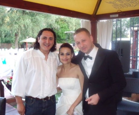 Caricaturi la nunta, Galati