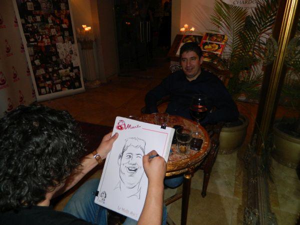 Caricaturi cadou 8 Martie la