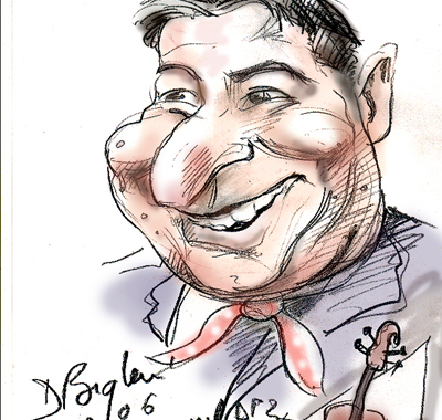 Caricatura Madalin Voicu