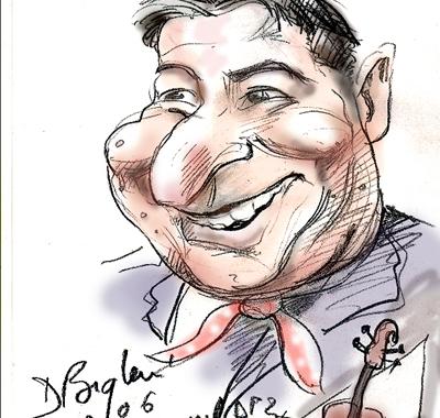 Caricatura Madalin Voicu
