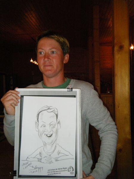 Caricatura - portret