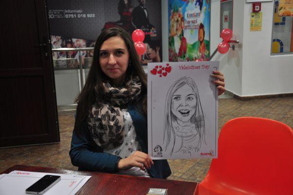 Caricaturi Valentine's Day