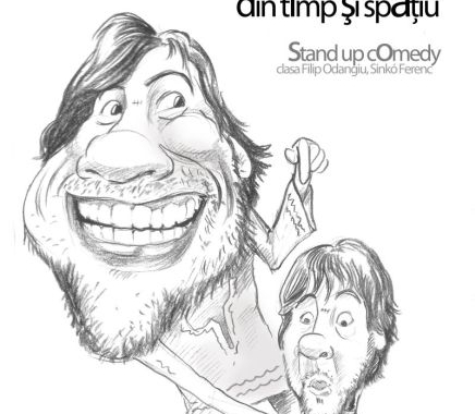Caricatura Cosmin Bighei