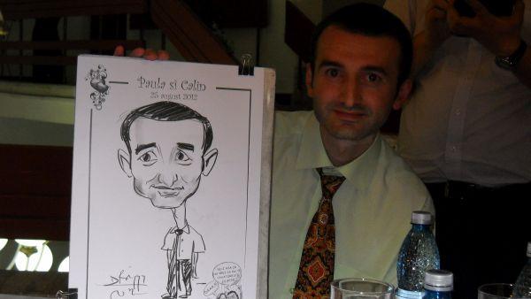 Caricaturi marturii la nunta, Brasov