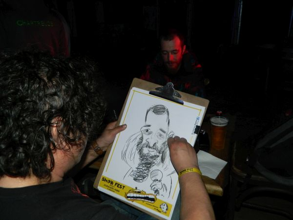 Caricatura Suie Paparude