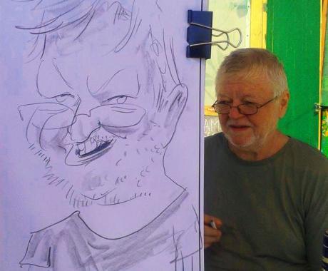 Caricatura Dan Andrei Aldea