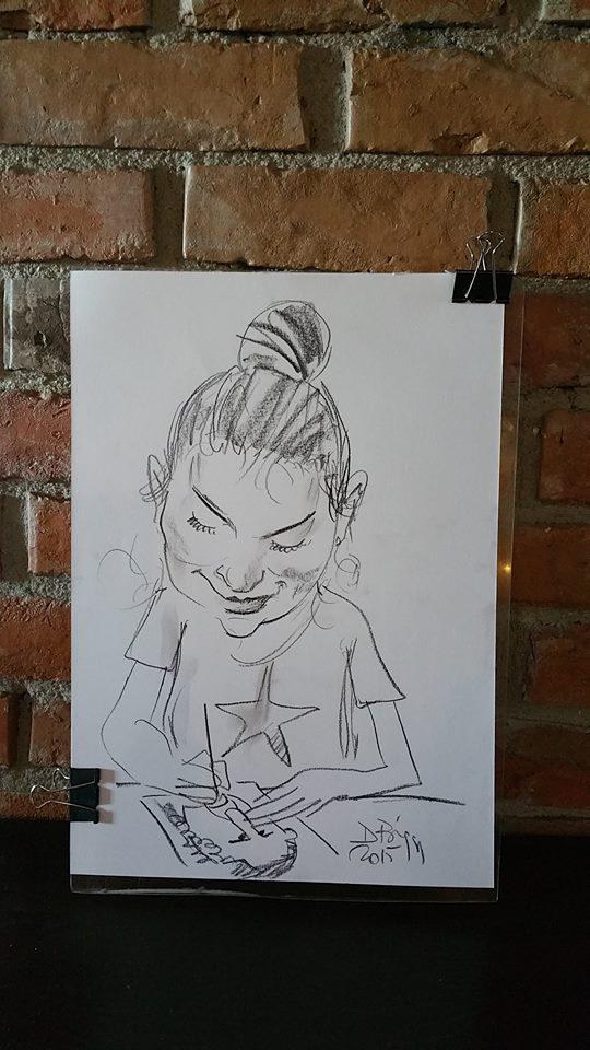 Curs initiere in arta caricatura