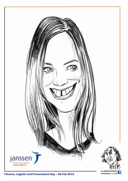 Caricaturasunt.eu, caricaturi - portrete la comanda