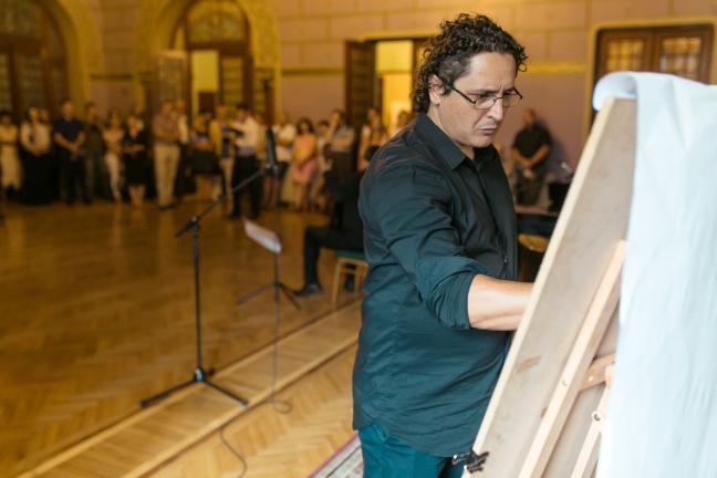 Expozitie Salvador Dali ,Palatul Cantacuzino, Busteni, By Adrian Bighei