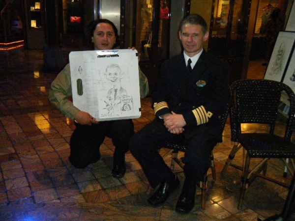 Caricaturi si portrete de Adrian Bighei