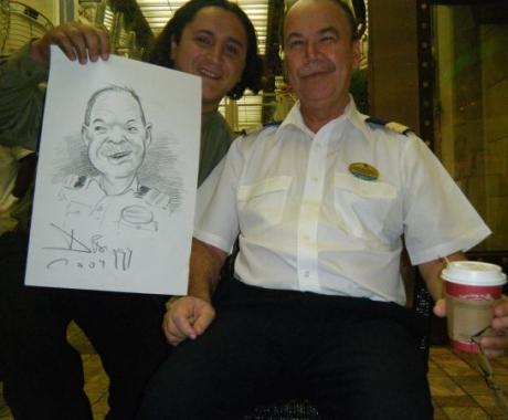 Caricaturi si portrete