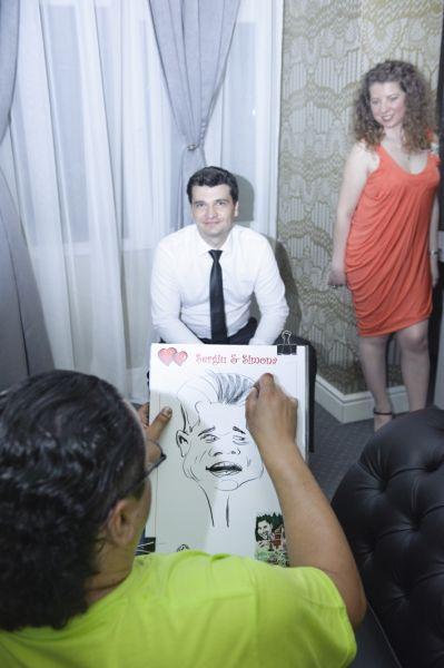 Caricaturi- marturii la nunta