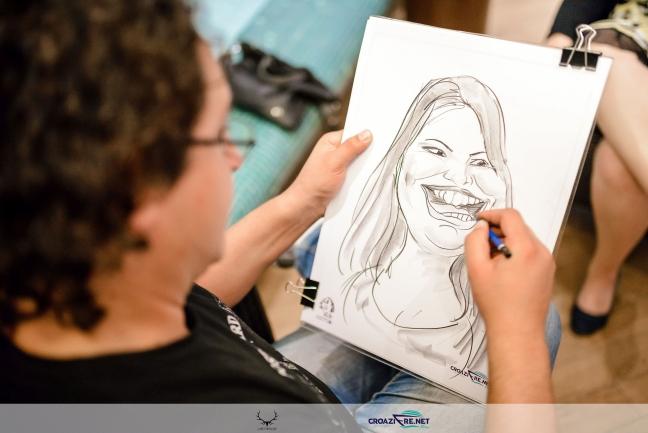 Caricaturasunt.eu -caricaturi la evenimente