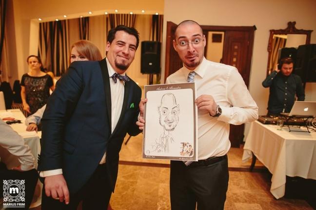 Caricatura - o marturie care nu se uita, by Caricaturasunt.eu