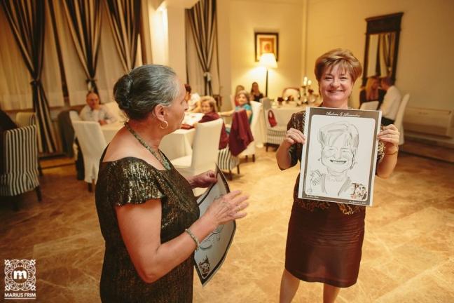Caricaturi - marturii de nunta de Adrian Bighei