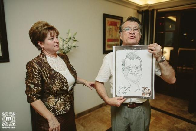Caricaturi - marturii de nunta