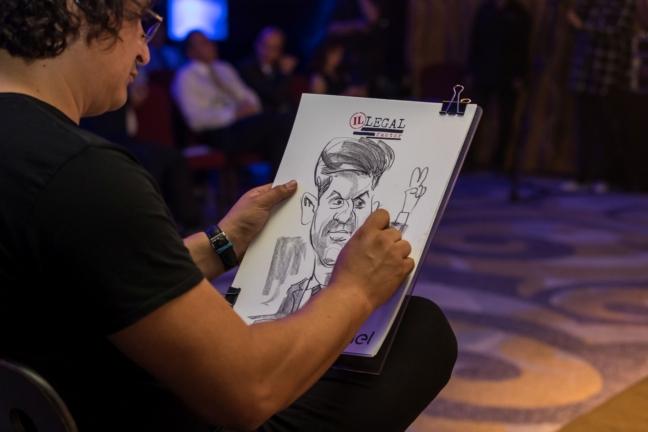 Caricaturi eveniment Enel, Caricaturasunt.eu