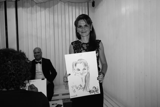 Caricaturi - marturii la nunta