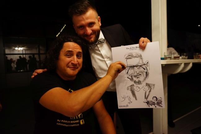 Caricaturi - marturii la nunta by Caricaturasunt.eu