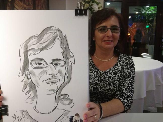 Caricaturi in Poiana Brasov