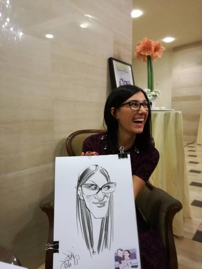 Marturii caricaturi, Bistrita