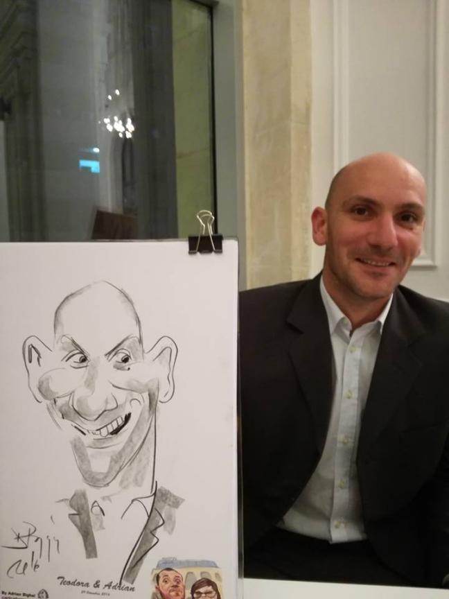 Caricaturi eveniment la Caricaturasunt.eu
