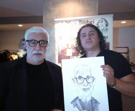 Caricatura Adrian Sarbu
