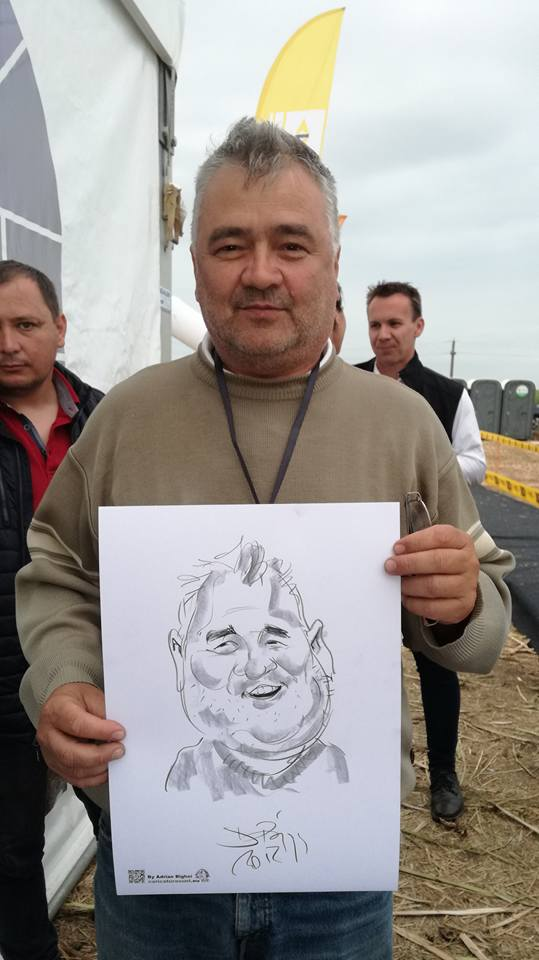 Caricaturi de Adrian Bighei