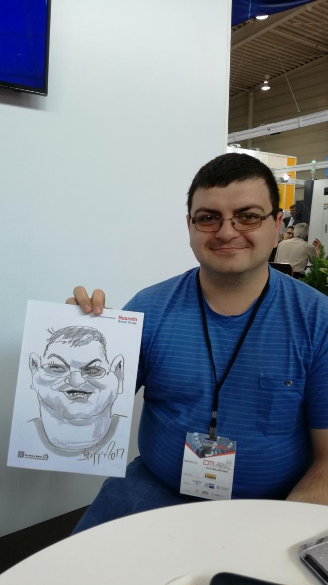 Caricaturi De Adrian Bighei, Arad