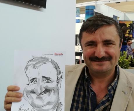 Targuri, expozitii, caricaturi…