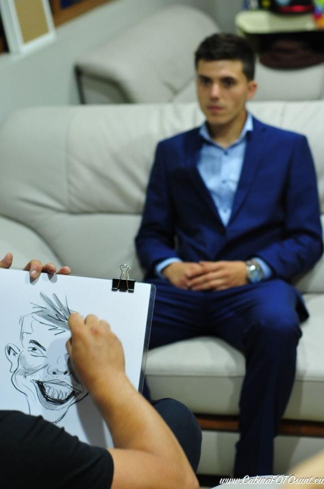 Caricaturi-marturii nunta by Adrian Bighei