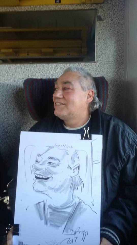 Caricaturi in Timisoara