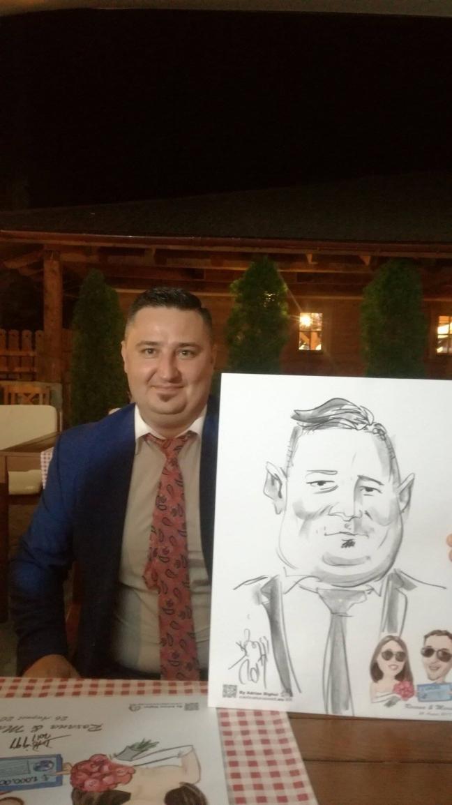 Caricaturi by Adrian Bighei