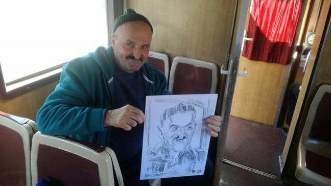 Caricaturi la Iasi