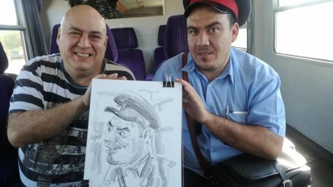 Caricaturi la Orsova