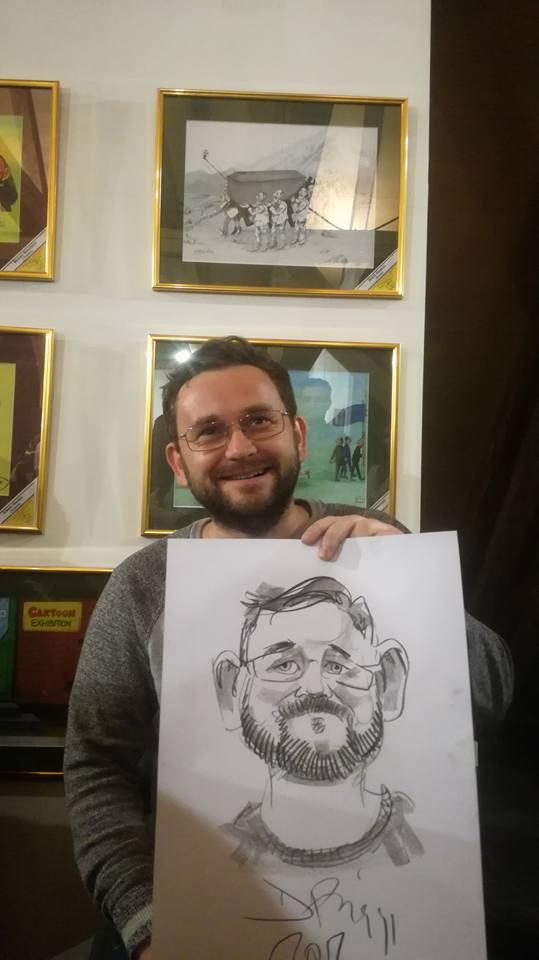 Caricaturi la Muzeul Popa's, Timisoara