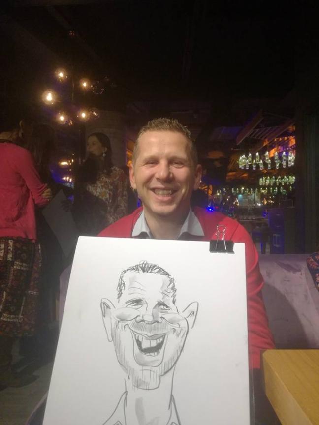 Adrian Bighei - Caricaturi la minut