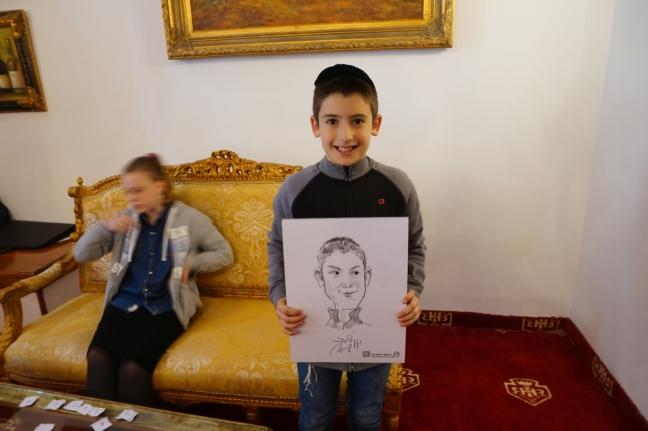 Caricaturi petreceri copii, Poiana Brasov