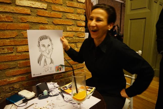Caricatura - cadou personalizat
