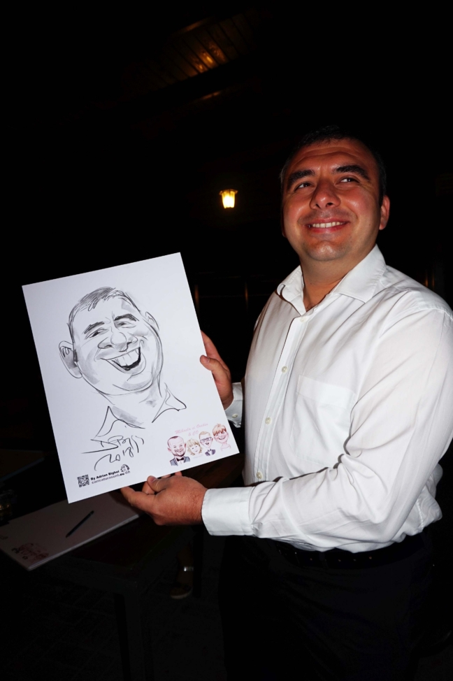 Caricatura by Bighei Adrian