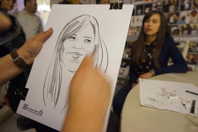 Marturii realizate de caricaturistul Adrian Bighei