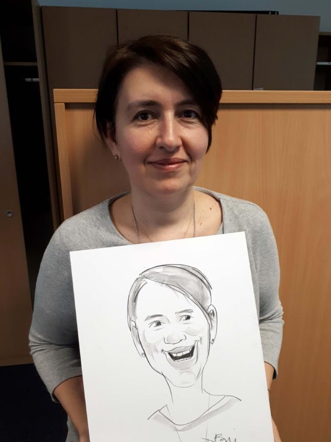 Caricaturi petreceri firma by Adrian Bighei